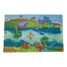 šátek HAVEN dětský dino