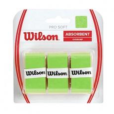 Wraps Wilson Pro Soft Overgrip 3pcs WRZ4040LI