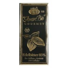 čokoláda hořká 85% kakao Liebhart´s  100g