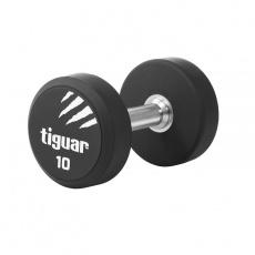 Tiguar PU dumbbell 10 kg TI-WHPU0100