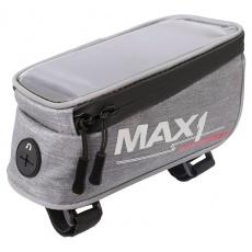 brašna MAX1 Mobile One šedá