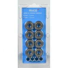 Mico chrome bearing / 8pcs /