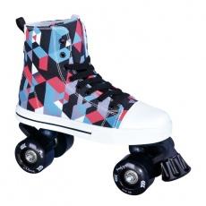 Roller skates La Sports Canvas JR 14120SBK # 37