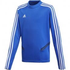 Adidas Tiro 19 Training Top blue JR DT5279 football jersey